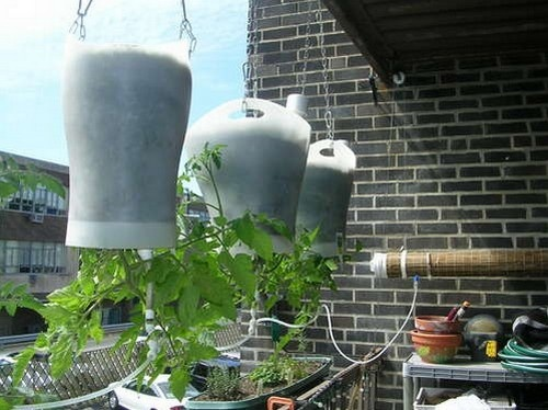Build A Self Watering Hanging Planter Lifehacker Australia