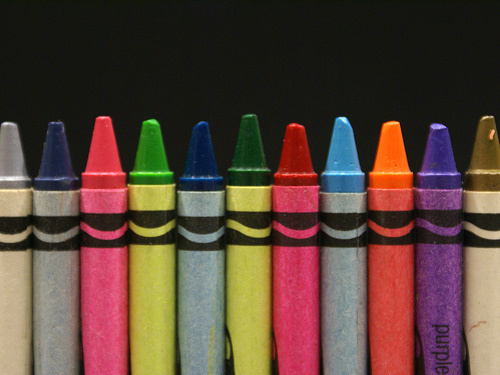 From The Tips Box Crayon Tricks And Egg Removal