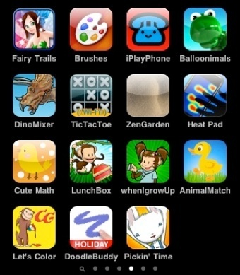 ipod touch kids
