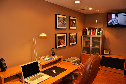 basement home office featured workspace basements offices from all