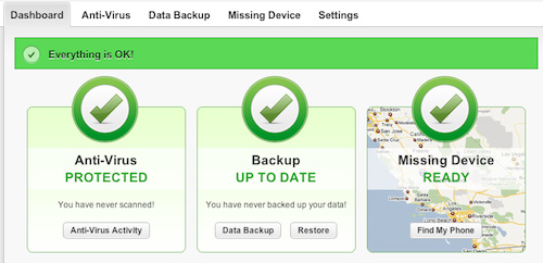 Lookout Remotely Backs Up, Protects, and 