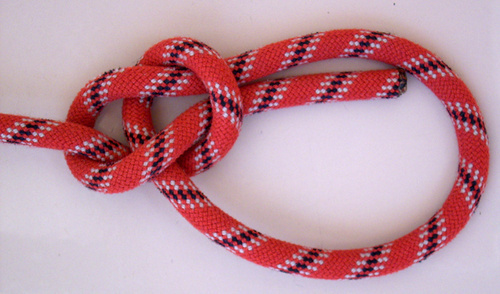 how to tie a bowline. How to Tie a Bowline - A Good-to-Know Knot for All Occassions