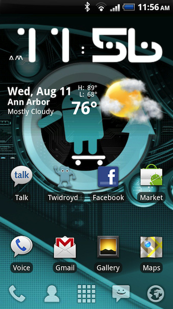 how to get rid of shortcuts screen android