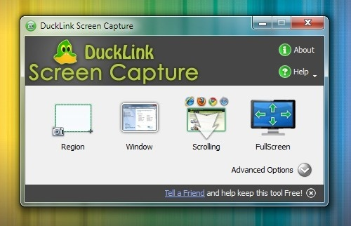 DuckCapture Is a Screen Capture Tool for Long and Multi-Page Documents