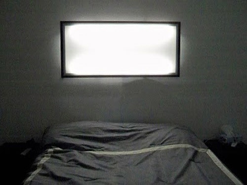 Diy Led Wall Lights : Make A DIY Frosted Wall Light From IKEA Parts Lifehacker Australia