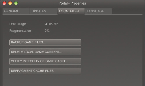 Improve Game Performance on Mac by Defragging with Steam
