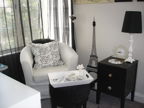 Personalized Paris: A Home Office Makeover