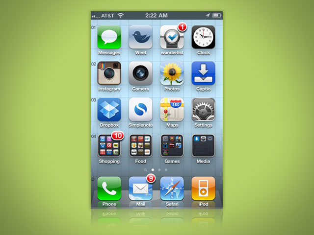 How Do You Organise Your Smartphone 39 S Home Screen