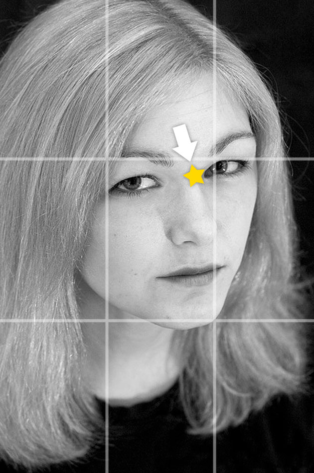 rule of thirds photography portraits. The First Thing You\u0027re Going To Hear About In A Beginner\u0027s Photography  Class Is The Rule Of Thirds, And It\u0027s Pretty Simple Idea. Thirds Portraits