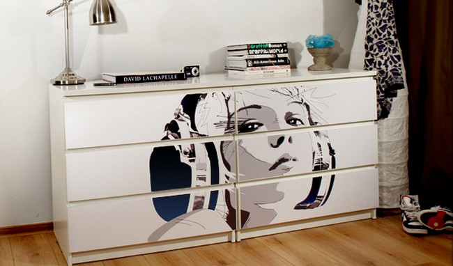 mykea offers custom skins to personalise your ikea