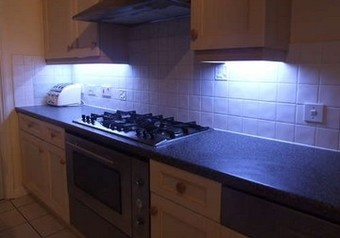 Lighting In Your Kitchen Or Lack For Under Cabinet Lighting