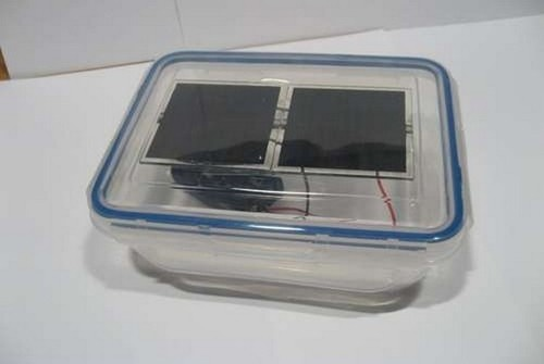 Build a DIY Solar Battery Charger