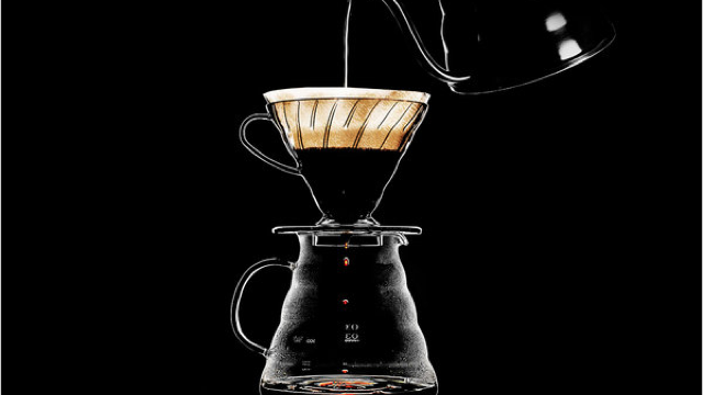 Pour Over Coffee Is An Intriguing Alternative For Coffee