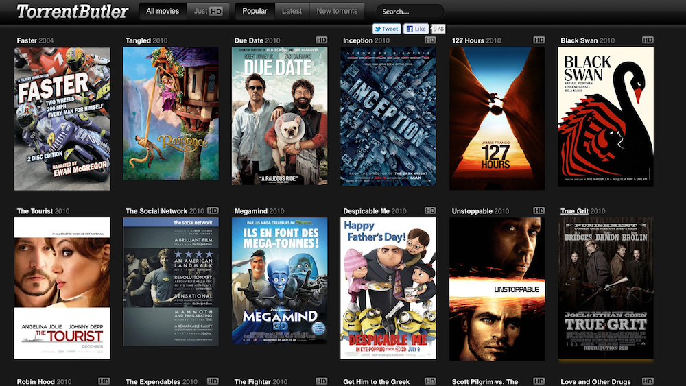 download movies online for free using torrent