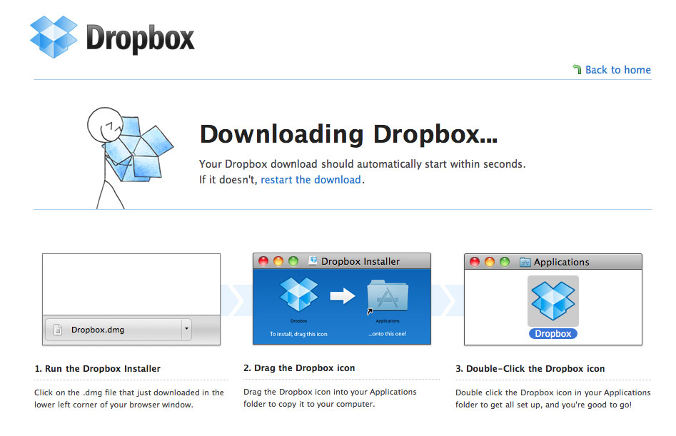 Download multiple files dropbox ios