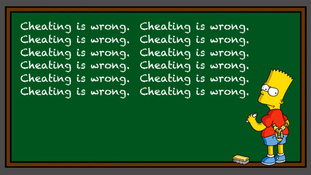 is cheating bad Where is the trust between cheaters this is where blaming each other may  occur wrong relationships do not easily become right ones.