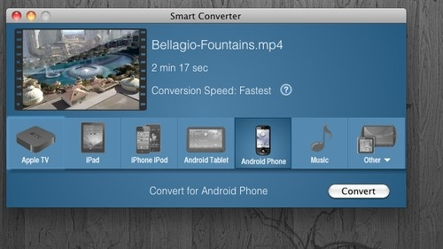 Smart Converter Is A Free, Easy-To-Use Audio and Video File Converter
