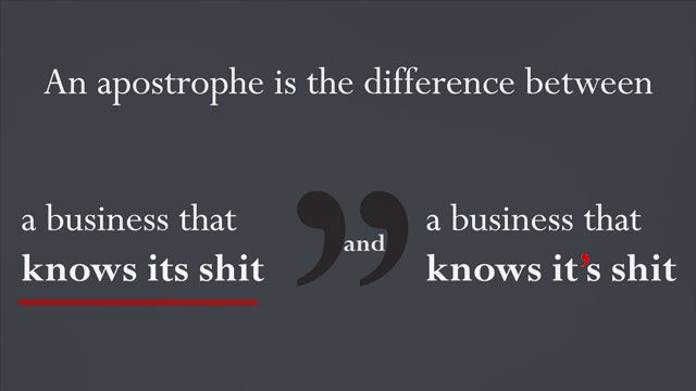 u0026 39 an apostrophe is the difference between    u0026 39