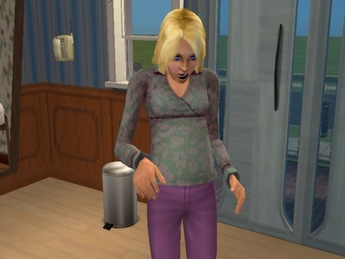What's the last game that got you pregnant? Was it The Sims 2, ...