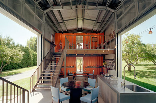 Adam Kalkin is most recognisable for the shipping container coffee shop he  designed last year for Illy  Now  Fast Company has a profile on Kalkin with  a  Someday  I Want to Live in One of These Shipping Container Houses  . Shipping Container Building Australia. Home Design Ideas