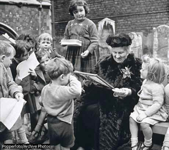 Children are now working as if i did not exist — maria montessori