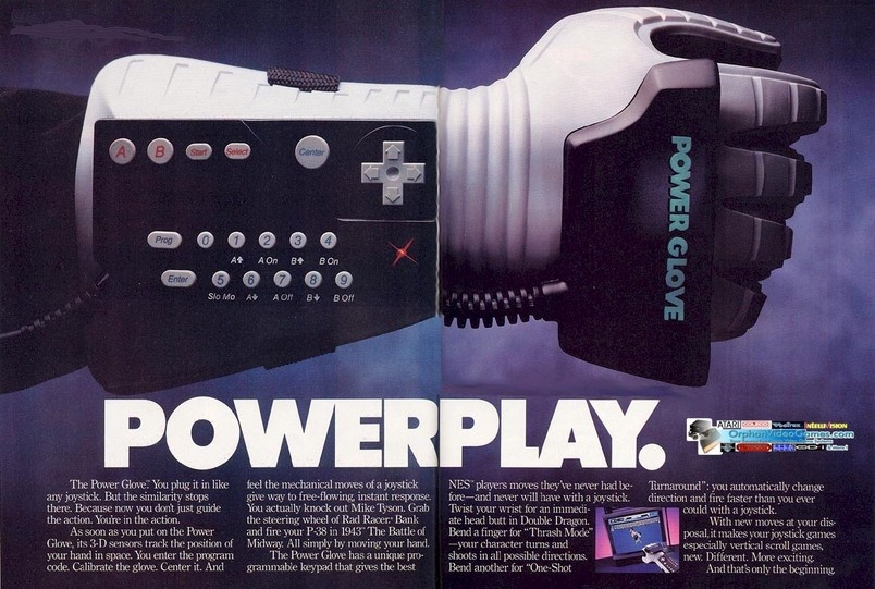 the powerglove nintendo core horse the band cutsman the powerglove it's so bad mixtape gemstgem gemma critchley blogger