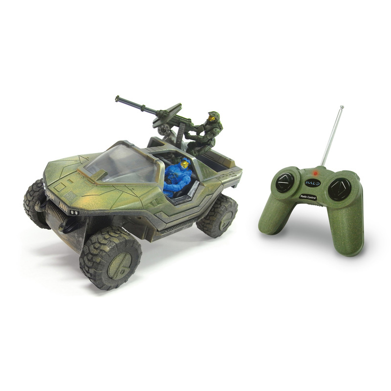 Walmart Boys Toys Remote Control Vehicles : Remote control halo warhog mongoose and hornets incoming