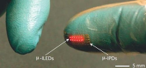 New ultra-flexible, waterproof LEDs can be implanted under your skin