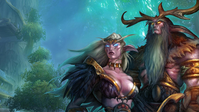 dating through world of warcraft The world of warcraft is an expansive the problem with story progression in leveling through content at my leisure and re-visiting storylines i haven't.