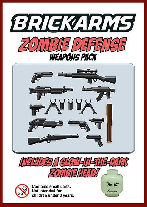 Zombieweapons on New Car Dealer Movie