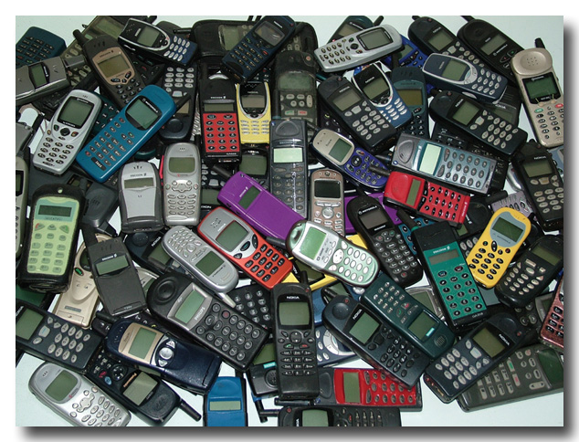 The best ways to recycle your mobile phone gizmodo australia - Recycling mobel ...