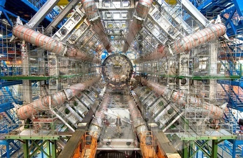 Large hadron collider research paper