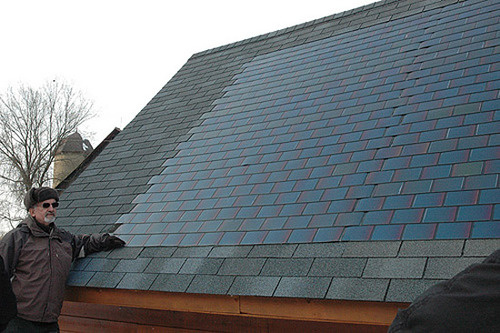 Photovoltaic Shingles - Green Home Source