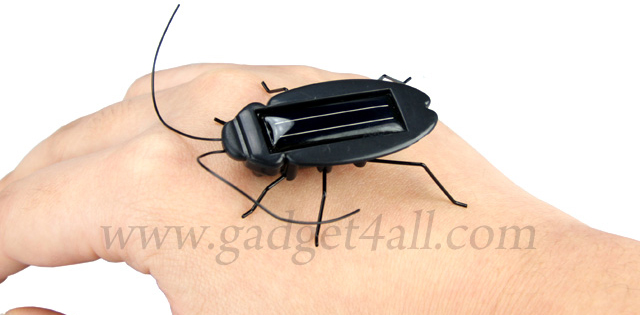 Solar Powered Cockroaches I Will Smack You Too Gizmodo