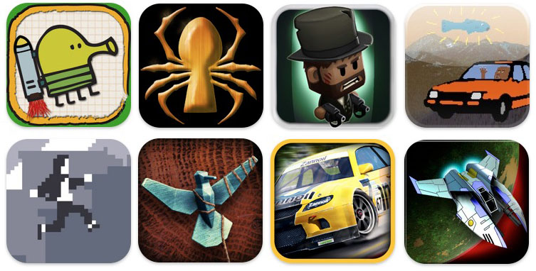 The best free iPhone games of