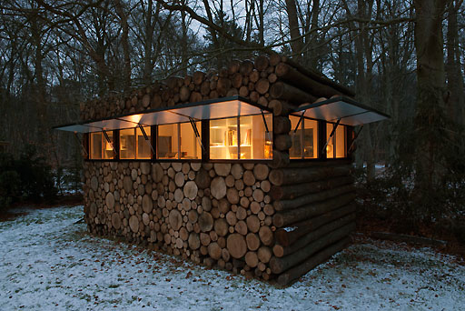 Log Cabins On Wheels