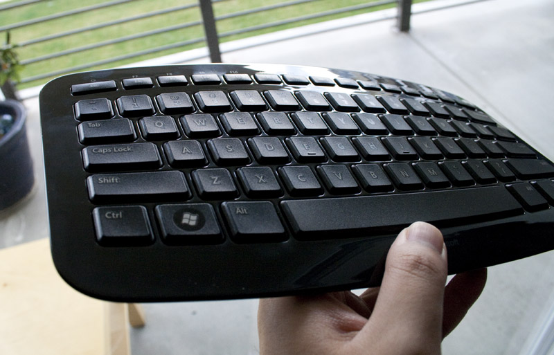 Chilla Frilla - Microsoft Arc Keyboard Unboxing and Review ...