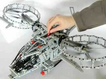 Technic Avatar Helicopter