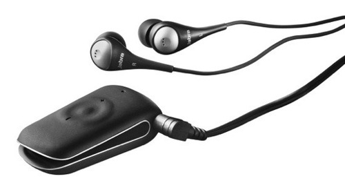 The Jabra Clipper Enables Bluetooth On Wearable Headsets