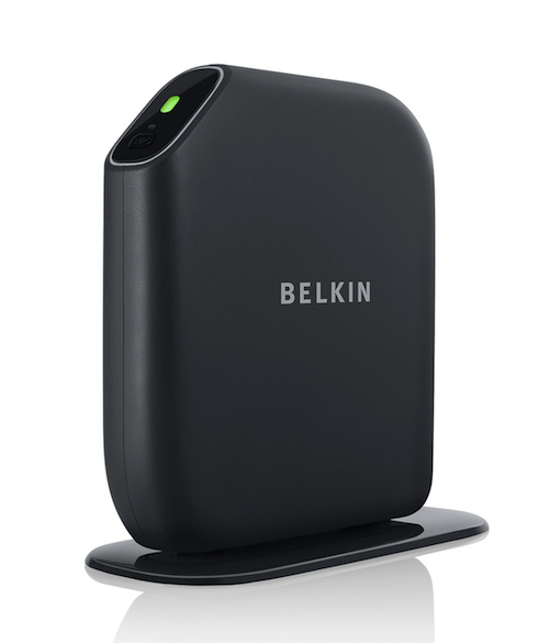 Belkin Surf, Share, Play, and Play Max Wireless Routers Come With Their Own Apps