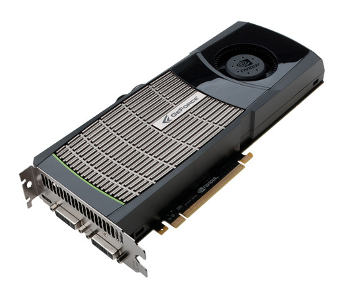 "Nvidia GeForce GTX 480: The ""Fastest GPU in the World"" Is 0 of Eyeball Toastiness"