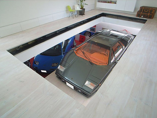 One Day We'll All Have a Living Room  Lamborghini