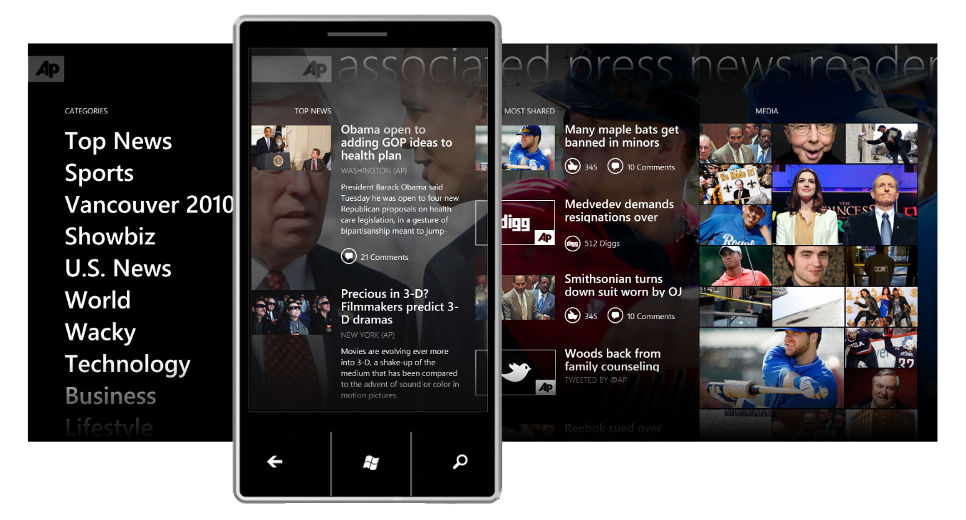apps for windows 7 phone