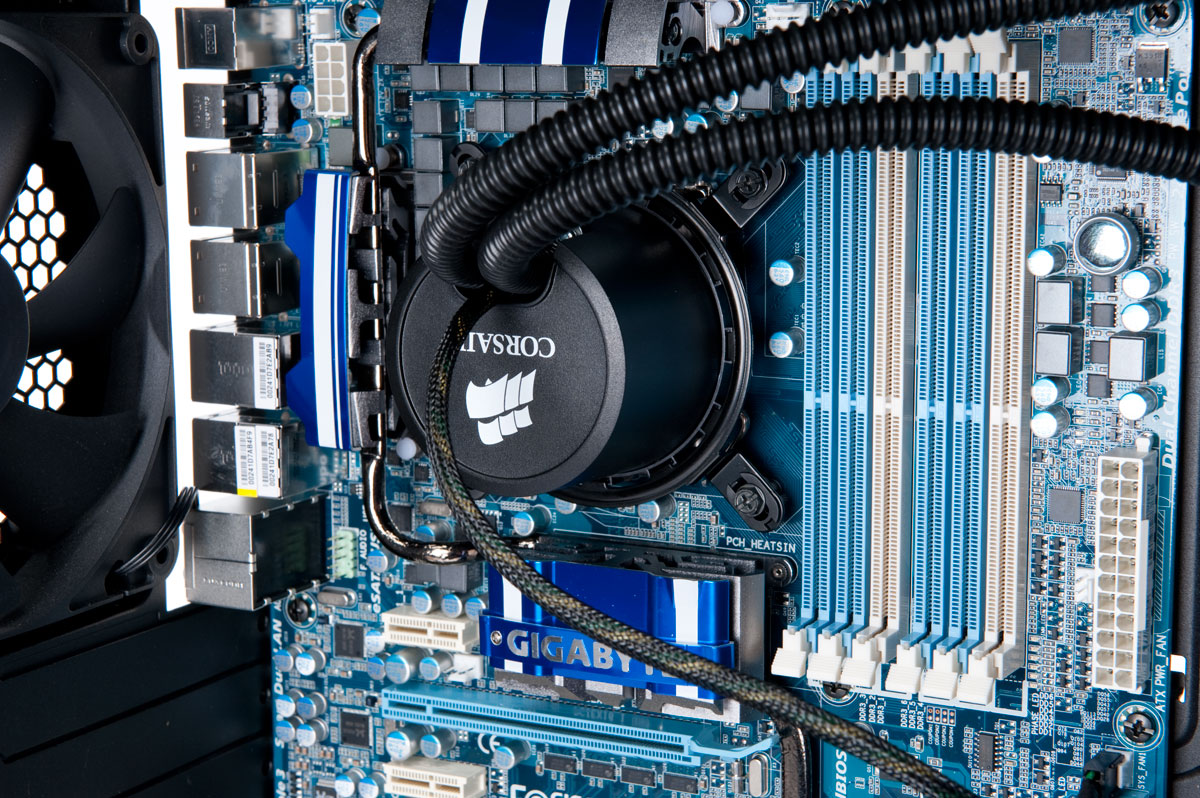 Computer Cooling System : Build a kick arse liquid cooling system in simple steps