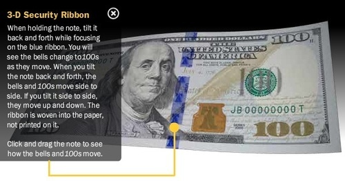 Why You Don't Want to Counterfeit the Hideous New 0 Bill