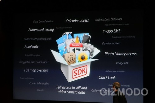 iPhone OS 4.0: The Best New Features