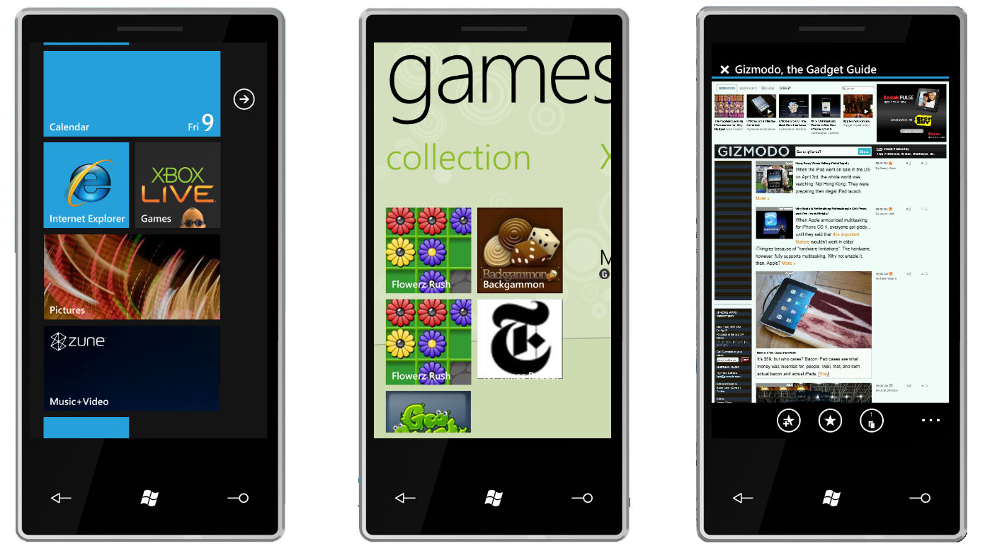 How to try windows phone 7 right now gizmodo australia for Windows phone