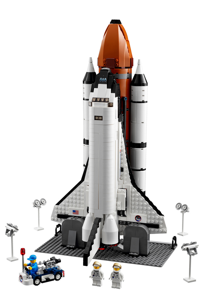New Lego Space Shuttle Is The Ultimate Nerdgasm | Gizmodo ...