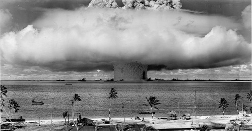 Nuclear Testing Turned All Our Teeth Radioactive