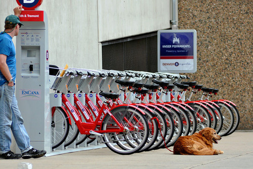 B-Cycle: the GPS-Equipped Bike Sharing System I Want Right Now